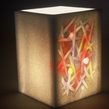 Candle Shade 6