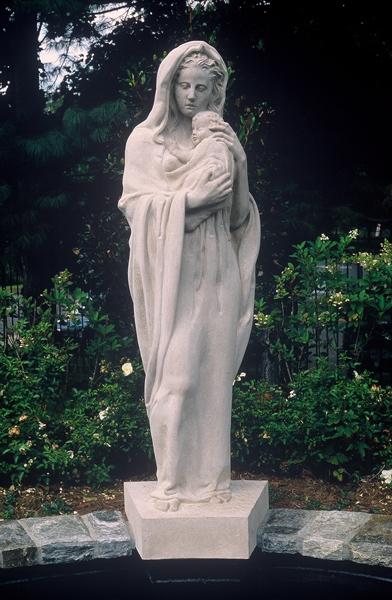 Madonna Protector of Faith