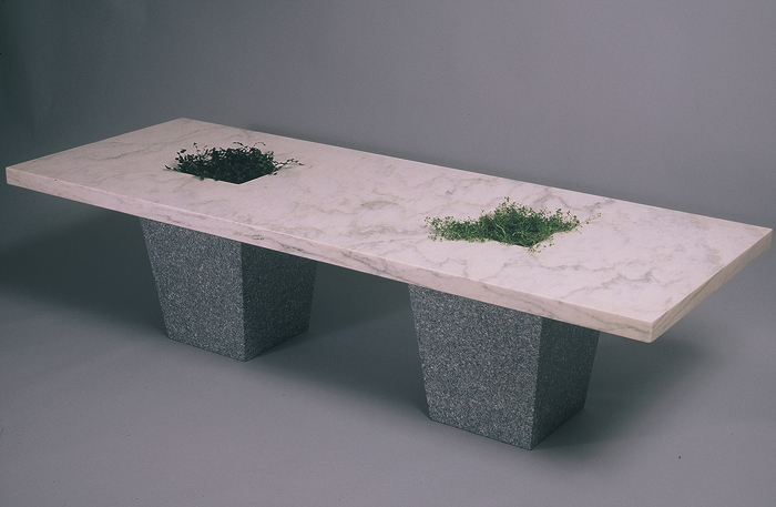 Planter Coffee Table